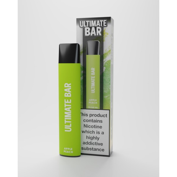 Ultimate Bar Disposable